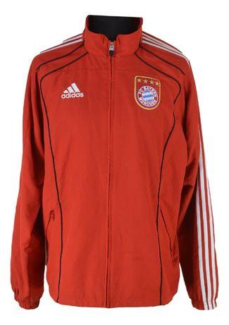 Bluza Trening Geaca Barbati Adidas Bayern Munchen Mairmea L Rosie XO59