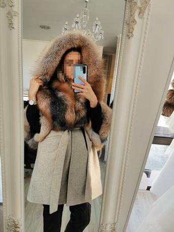 Palton din lana alpaca