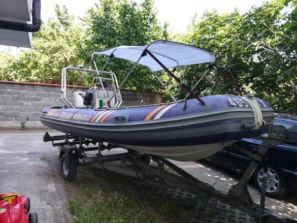 Лодка Rib 4,65