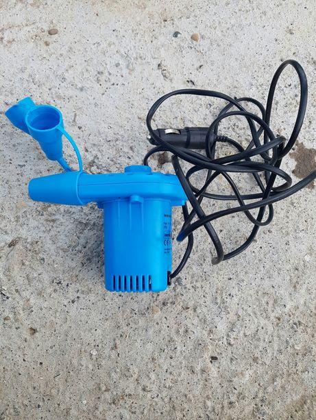 Pompa auto pentru goonflabile