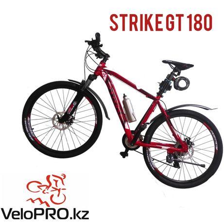 """Подростковый велосипед  Strike GT 180. 13"""" рама. 24"""" колеса. Гарантия."""