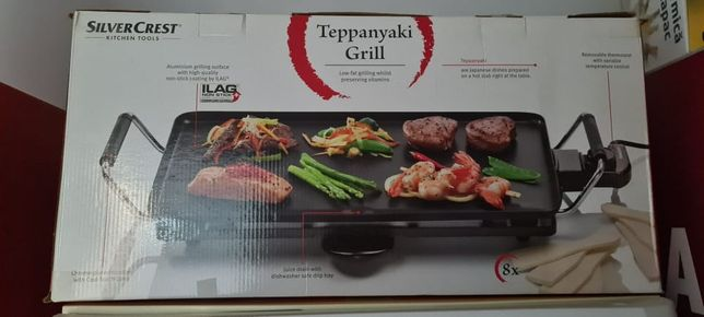 SILVERCREST Teppanyaki Grill - Gratar