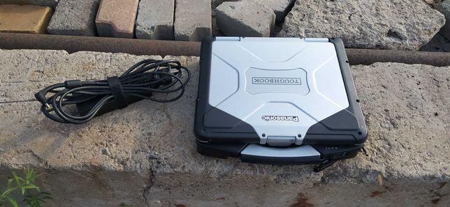 Военный ноутбук Panasonic Toughbook CF-31 Core i5 2.4GHz/240 SSD