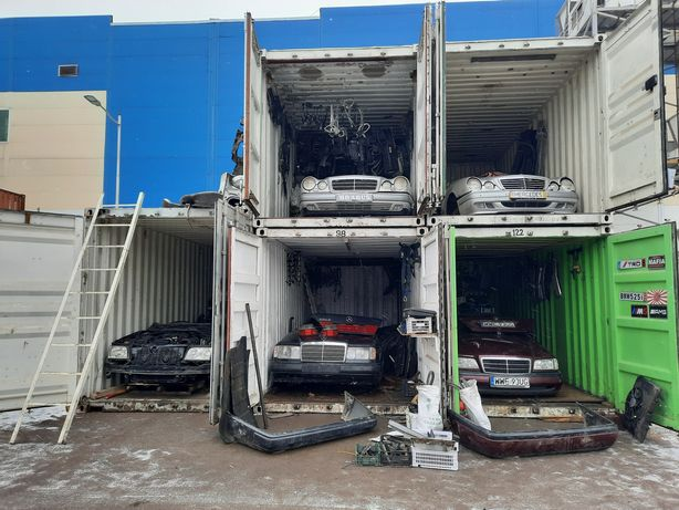 W140 W210 W124 w202 автозапчасть авторазбор мерседес бу