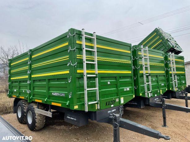 AgroCot Remorca agricola 8 tone Remorca agricola 8 tone