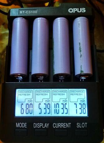 Аккумуляторы 18650 литиевые