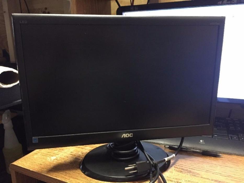 Мониторы широкоформатный LED ( манитор видео-наблюдение экран )