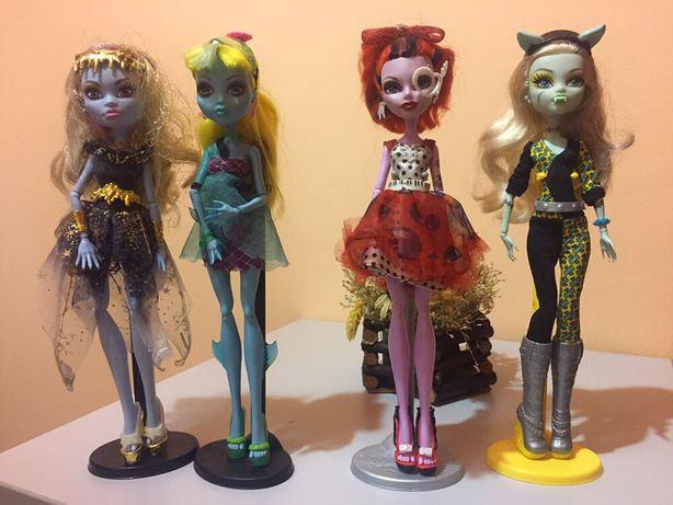 Papusi Monster Hight originale