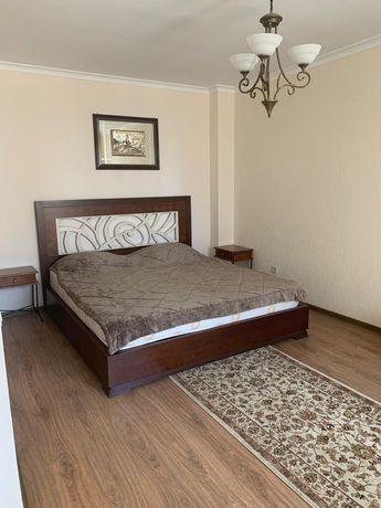 Квартиры в центре Астаны 1,2 комнатные, по часам 1000, сутки от 6000