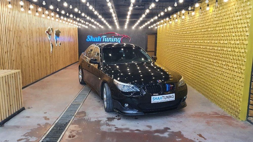 Тюнинг для BMW E60 ,обвес M-Tehnik Алматы - изображение 1