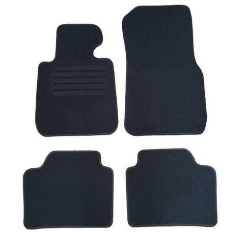 4 бр. Мокетни / текстилни стелки за BMW 3 БМВ F30 F31 F32 F36 Ф30