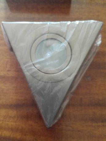 Продавам нови халогенни кухненски лампи-плафони за таван, шкаф - 2 бр