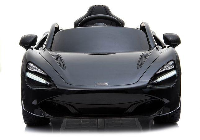 Masinuta electrica McLaren 720S 90W 12V PREMIUM #Negru