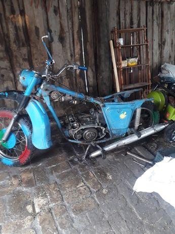 Продам мотоцикл  юпитер 2