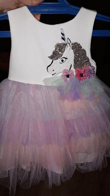 Продам детское платье на 1 годик