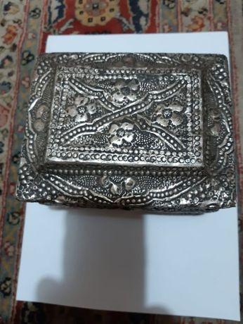Cutie Argintata