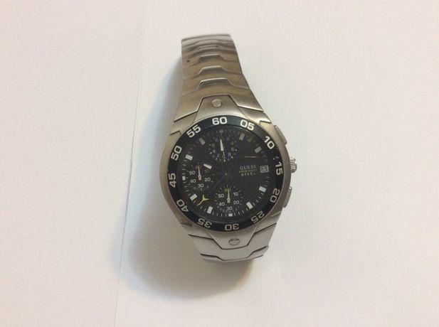 Ceas Guess mecanism japonez quartz - chronograph, 42 mm