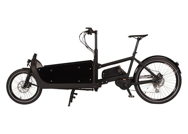Bicicleta electrica cargo Bizze
