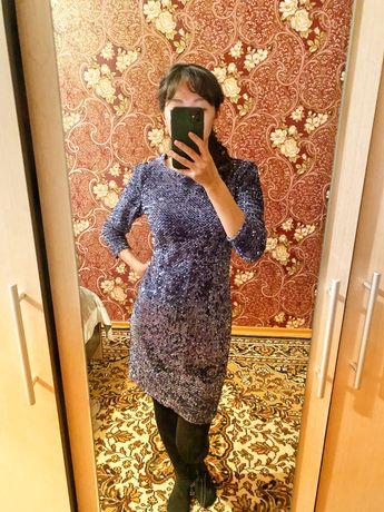 Срочно! Платье в отл сост рр 40-42