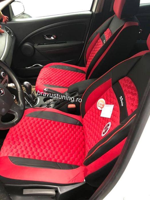 SET COMPLET Huse scaun auto VELUR AUDI, Skoda,Bmw,Opel, Passat,Logan Bucuresti - imagine 1