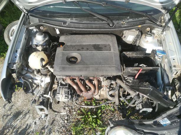 Motor vw polo 1.4 cod bbz