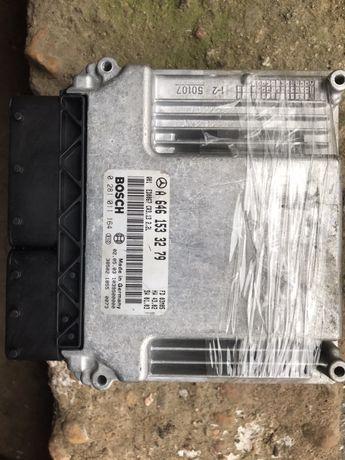Kit Pornire Calculator Motor ECU  Mercedes C-class W203 CLK W209