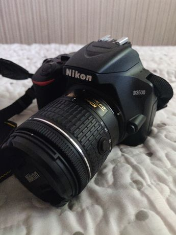 Nikon D3500 НОВЫЙ