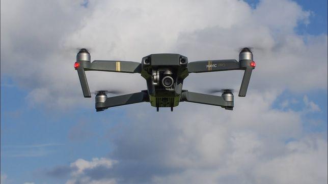 dji mavic pro дрон квадрокоптер
