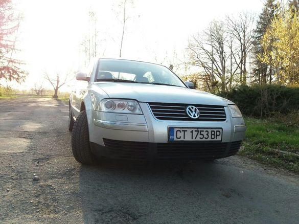 VW Passat B5.5, 2.8 i
