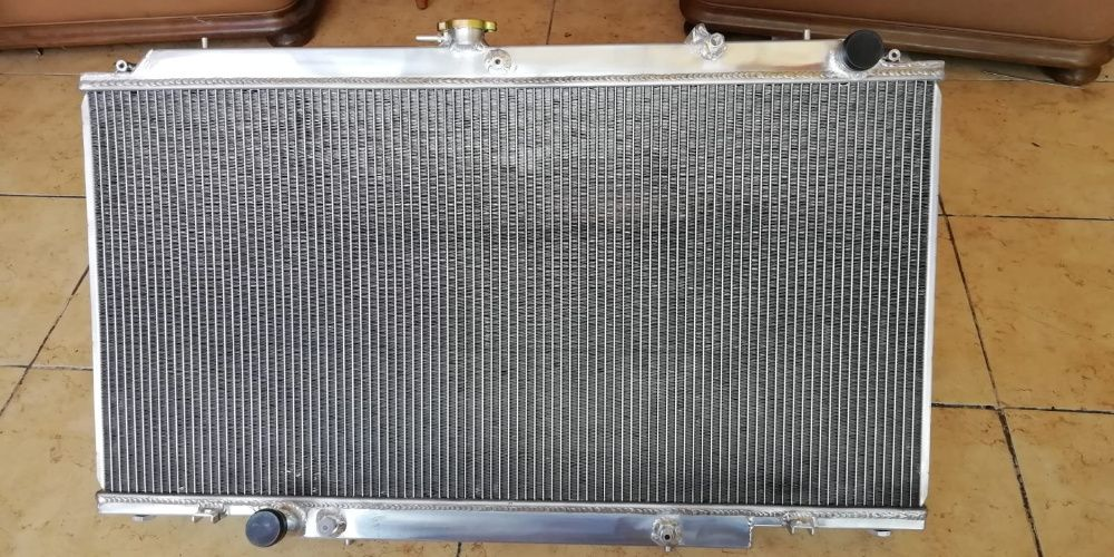 Radiator marit nissan patrol y61 Radiator aluminiu off road marit Nou Targu-Mures - imagine 1