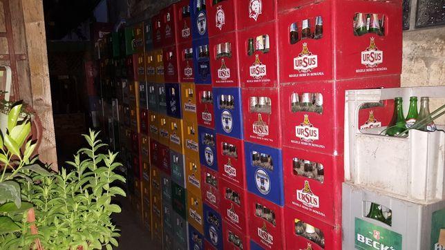 Vând lazi de bere, diferite marci