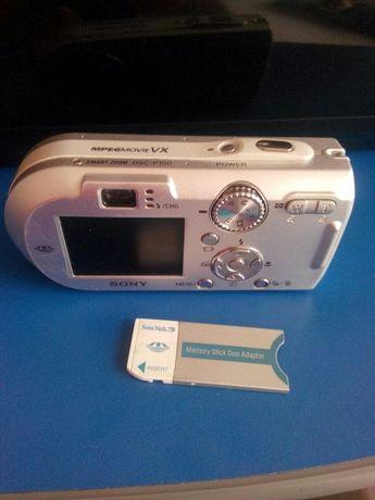 Sony Cybershot Dsc-P100 ptr.piese