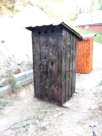 Toaleta de curte (WC)