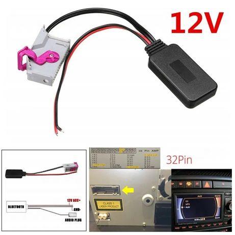 Adaptor AUX Bluetooth Audi RNS-E mini iso Bluetooth RNS E AUDI