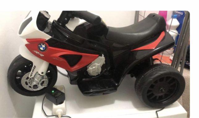 Scuter/motor/motocicleta electric bmw