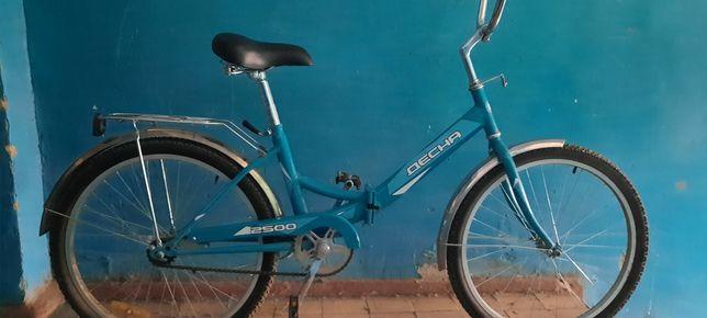 Продам велосипед новый Российский