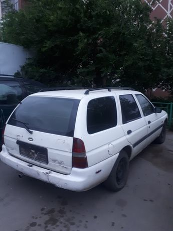 ford escort форд ескорт