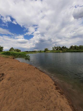 Продам тур базу на берегу реки