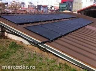 Incalzire solara piscine