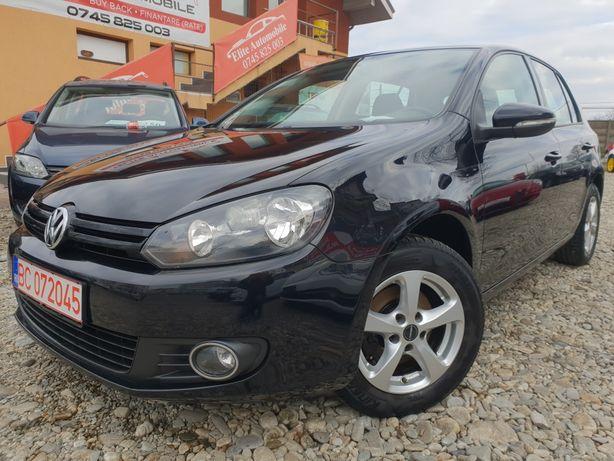 VW Golf 6 2009,E5,Garantie,Rate,Avans 0 Doar Cu Buletinul