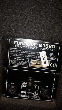 eurolive B1520 Full Range 200w