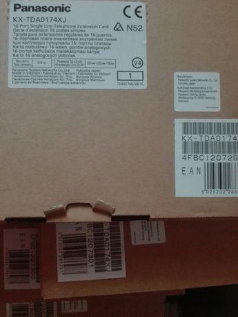 Плата АТС Panasonic Kx-tda0174 3 штуки продам
