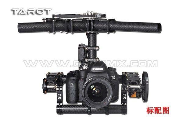 GIMBAL TAROT 3-axis full-frame pt. Drona