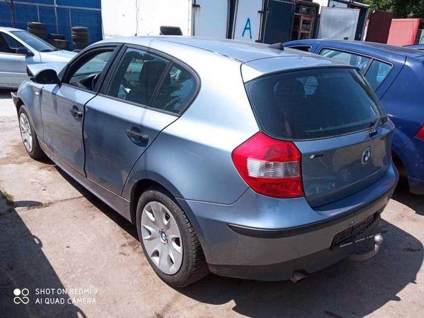 Dezmembrez BMW Seria 1 DIN 2006-1.6 B-E87