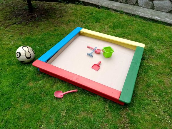 Детски Пясъчник,цветен