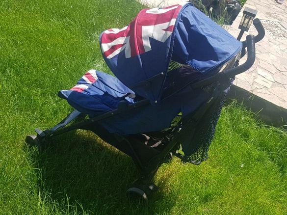Детска лятна количка easywalker mini cooper