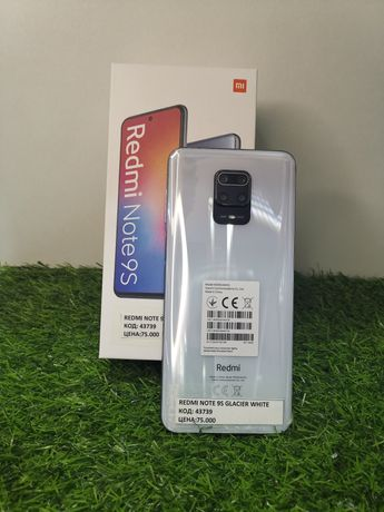 Xiaomi redmi note 9s 128 Gb mlp
