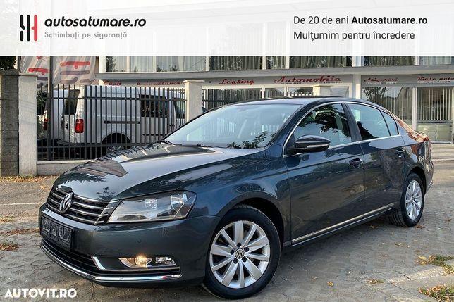 Volkswagen Passat 2.0 TDI, 140CP, 2011, Navigatie GPS, Scaune incalzite, Comenzi volan