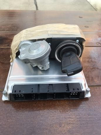 Kit Pornire Calculator Motor ECU Mercedes C class W203 2.2CDI CLK W209