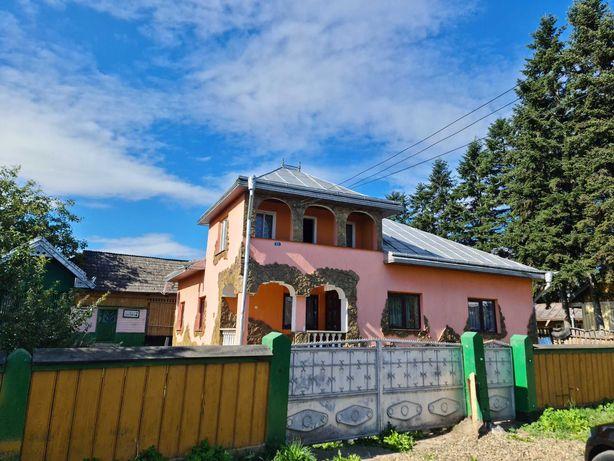 Casa + gradina Stroiesti